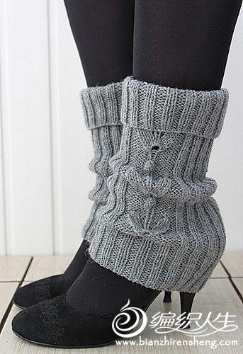 Grey- grey legwarmers by Katya Gorbacheva.jpg