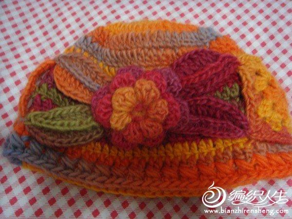 我的编织作品(送给小女孩的套帽) 012.jpg