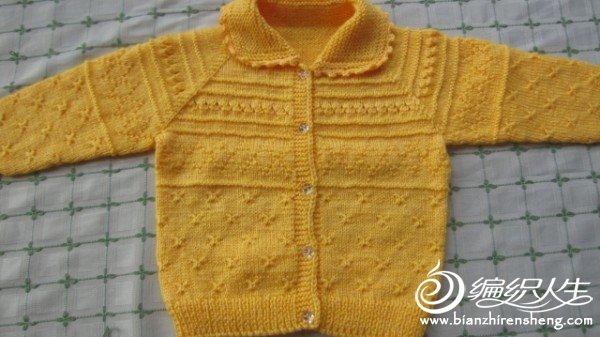 儿童毛衣编织花样三岁