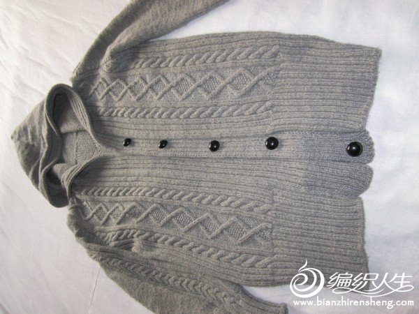 灰色情结---帽子衫