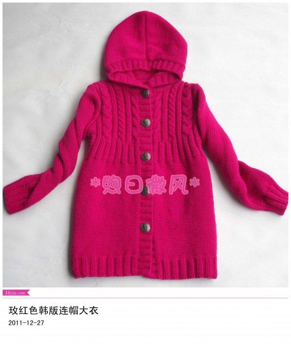 玫红色韩版连帽大衣31.jpg