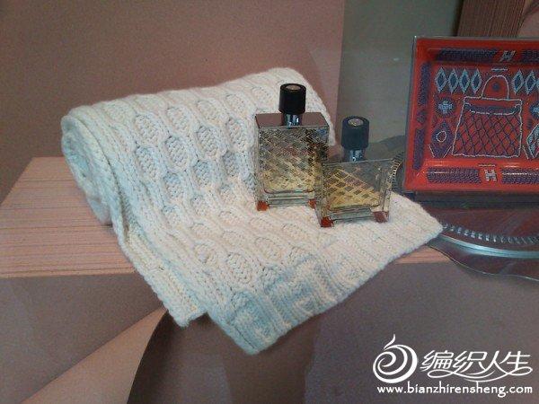 这款是爱马仕围巾