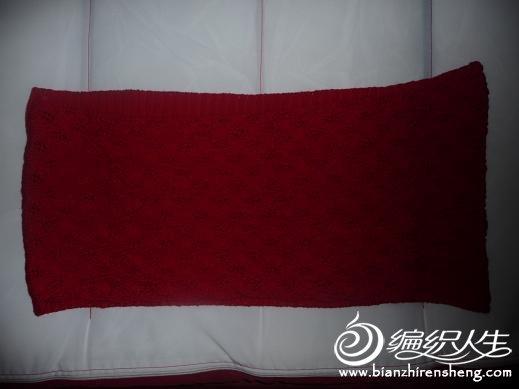 韩版叶子围巾