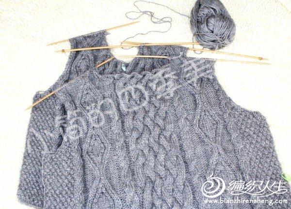 绞花套头衫过程5.jpg