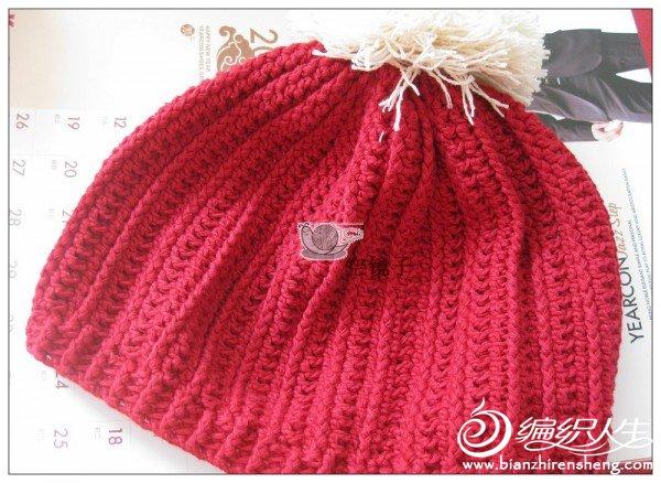 空镜子-红帽.JPG