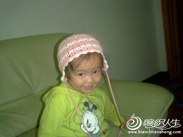女儿2岁时