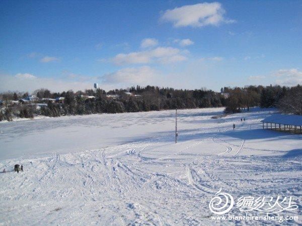 2011多伦多第一场大雪 (17).jpg