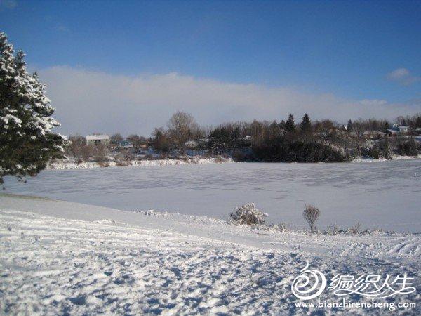 2011多伦多第一场大雪 (20).jpg