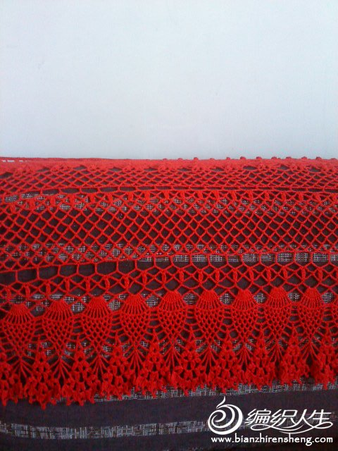 红色披肩,感谢姐妹们的帖子