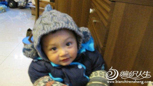 仿淘宝上的宝宝帽子