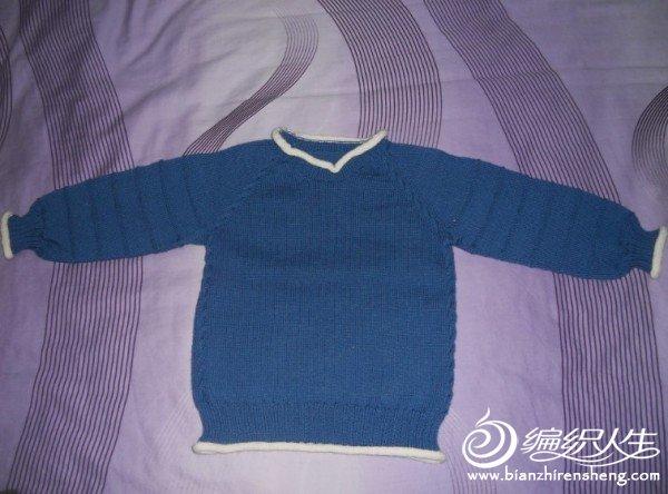 儿子的毛衣