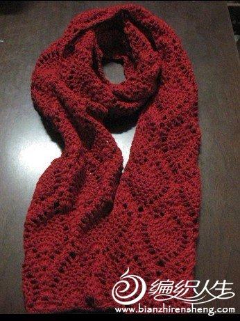 红色菠萝围巾.jpg