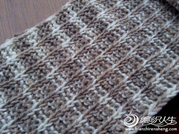 四季平安围巾