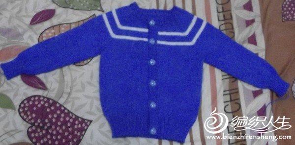 织给外甥的小开衫
