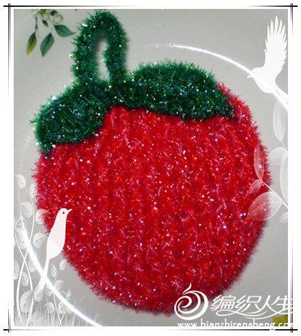 大红苹果有食欲吧!