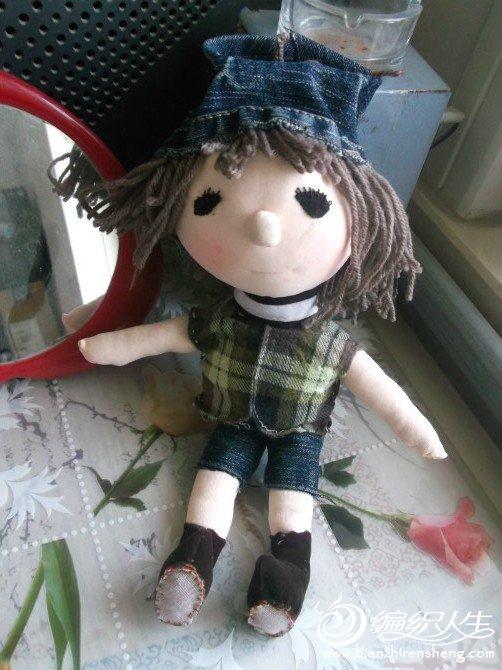 第一次做娃娃