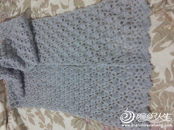 钩针小围巾