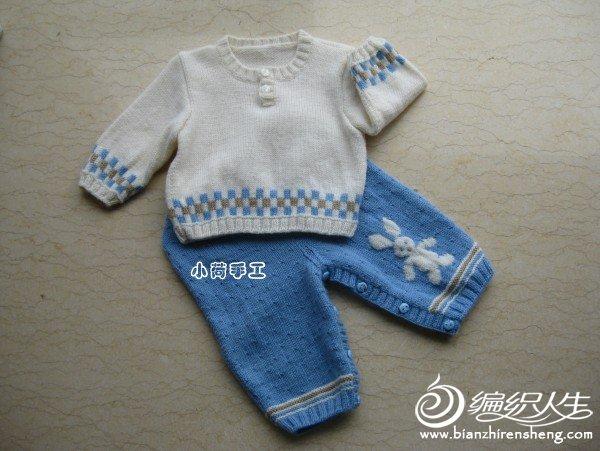 宝宝手套做法图解