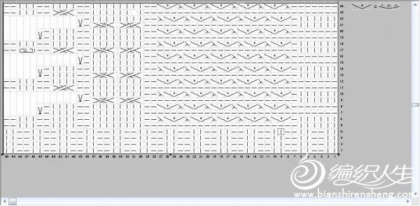 整体编织图