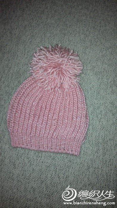 给美女准妈妈的帽子