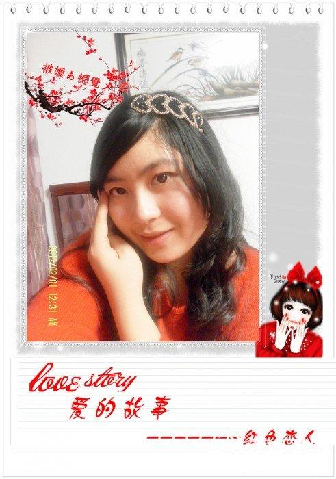 红色恋人---被嫒ぁ憾觉メ原创貂绒小洋装被 (1).jpg