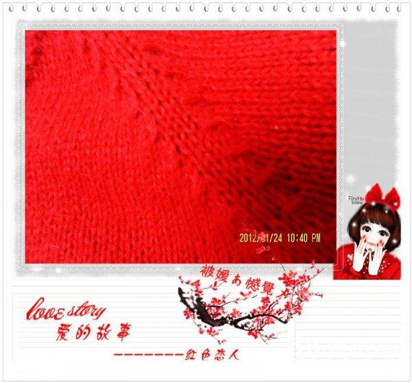 红色恋人---被嫒ぁ憾觉メ原创貂绒小洋装被 (11).jpg