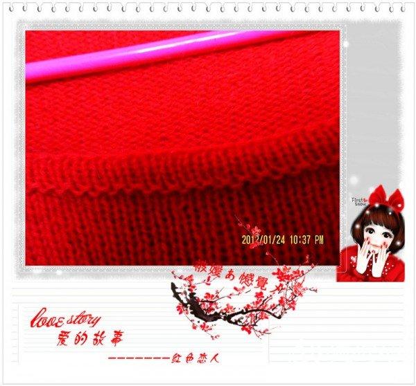 红色恋人---被嫒ぁ憾觉メ原创貂绒小洋装被 (15).jpg