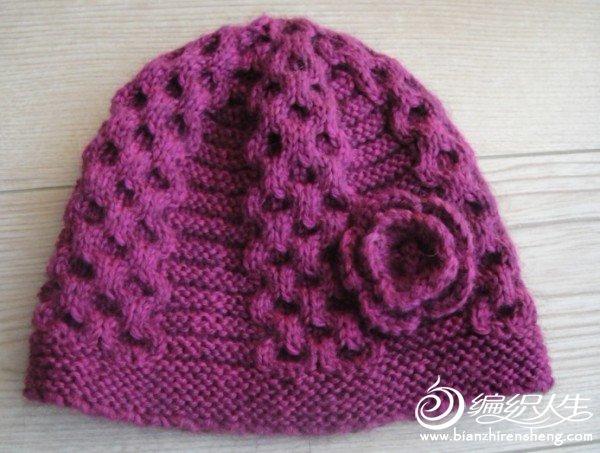 这款帽子参阅心如止水MM的博客