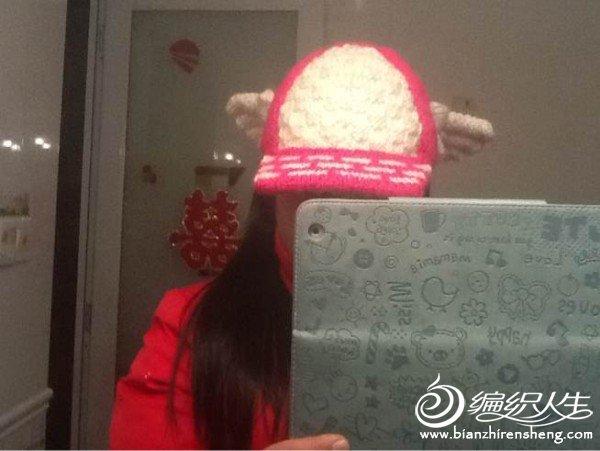 超级喜欢这个帽檐