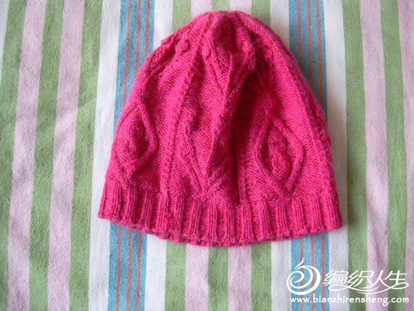我的几年前的帽子.JPG