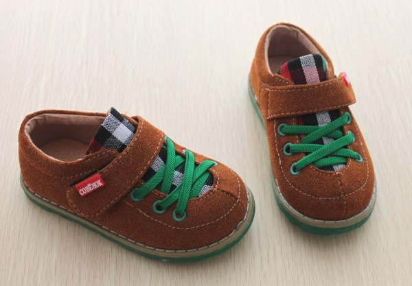 宝宝反毛皮鞋