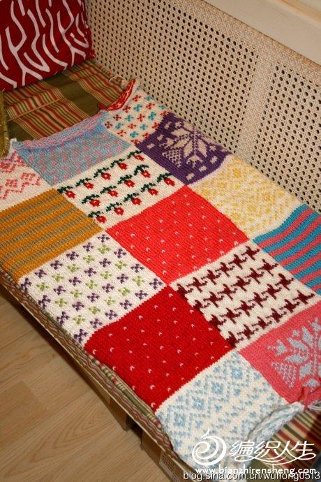 消灭旧毛线棒针毛线毯2.jpg