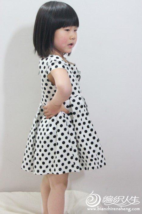 小公主裙子制作方法步骤