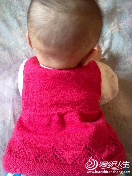 宝宝六个月,用了线70克,观经济又实用
