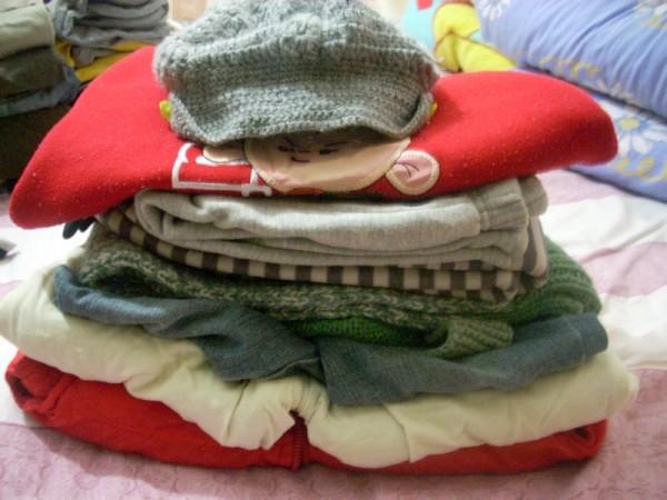 棉裤棉马甲及帽子都免费送了