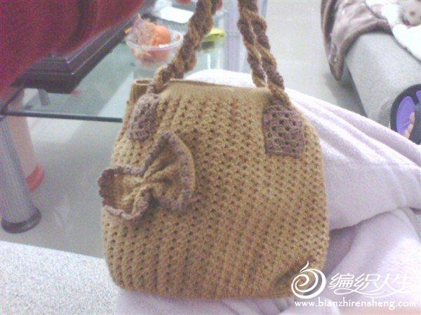 给侄女的包包!