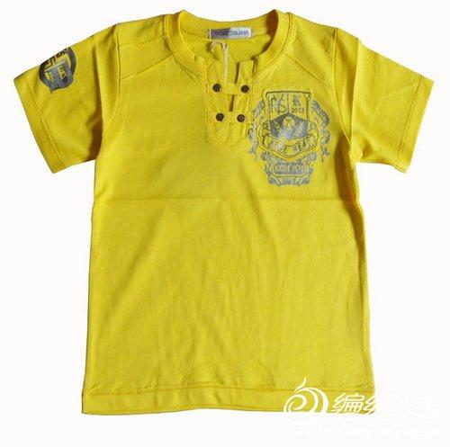 男大童T恤,黄.jpg