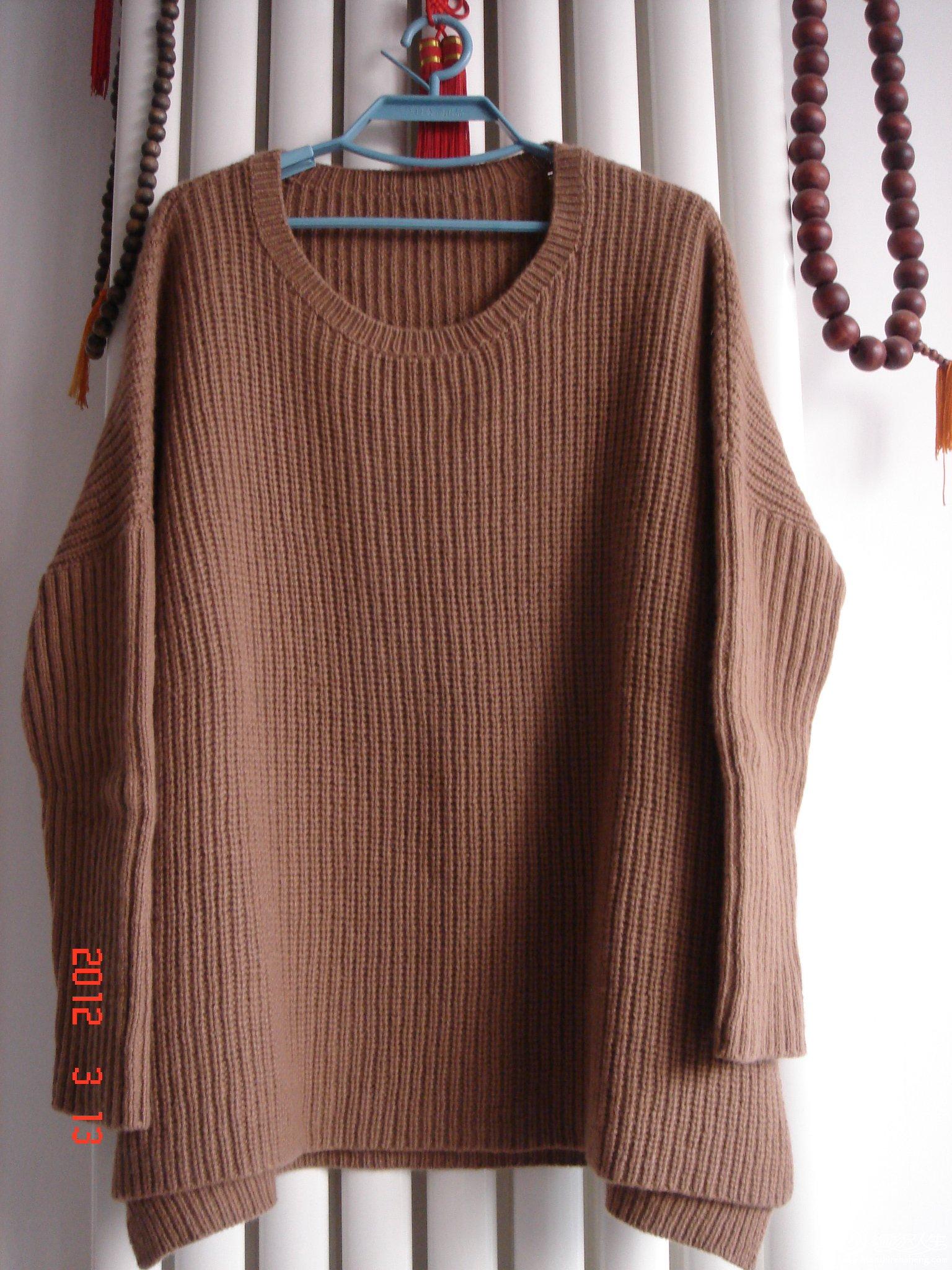 纤指家的羊毛真丝羊绒线2股织