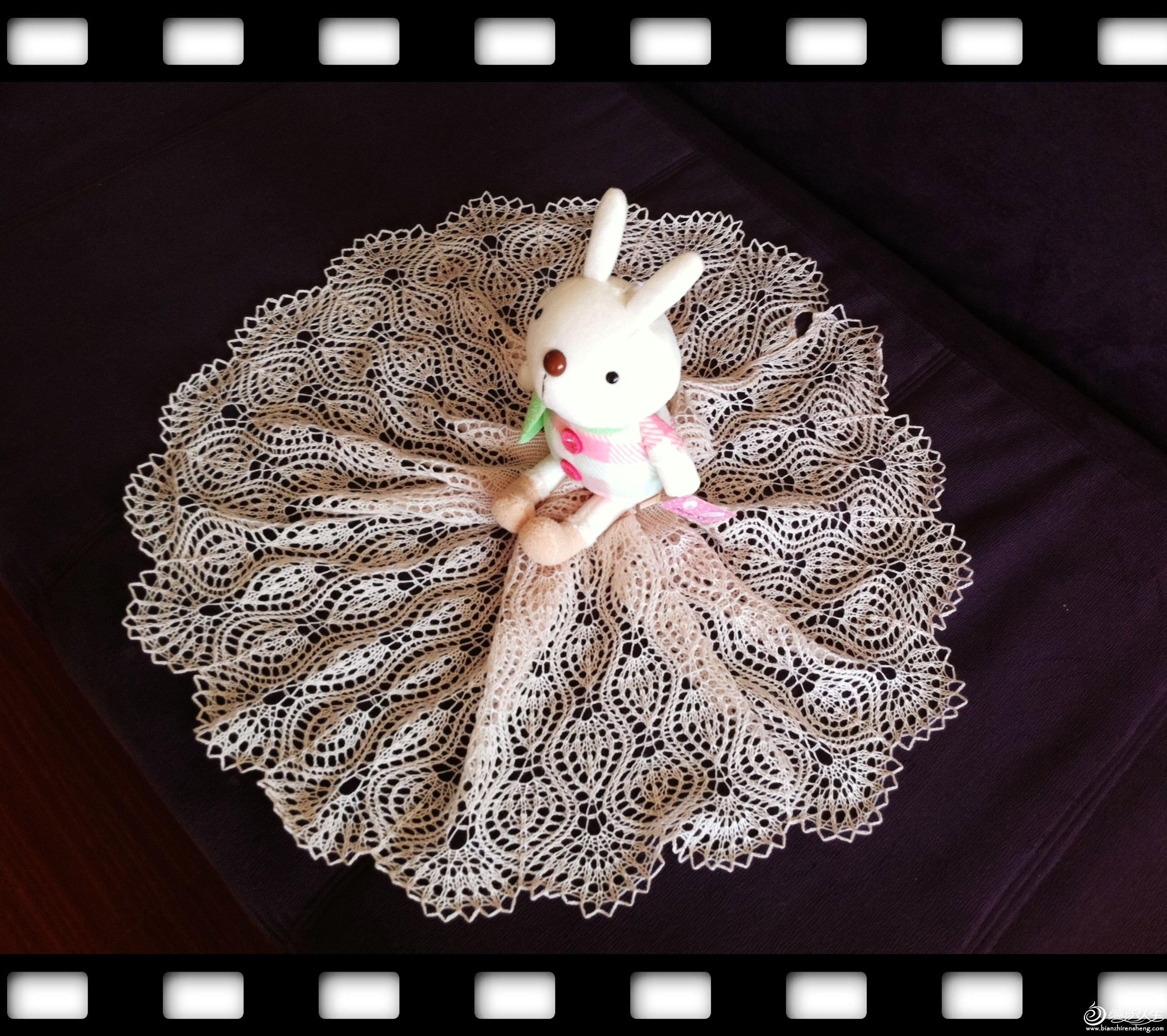 给兔子当床单