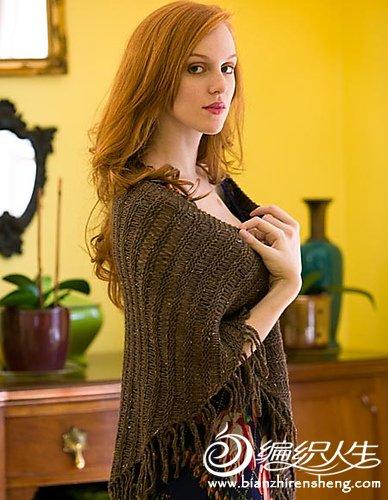 City Tweed Dropped Stitch Shawl.jpg