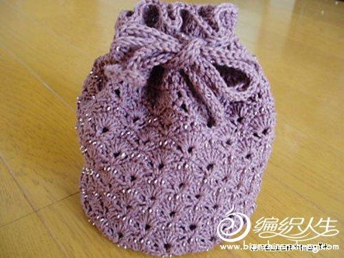 Beaded Shell Drawstring Bag.jpg