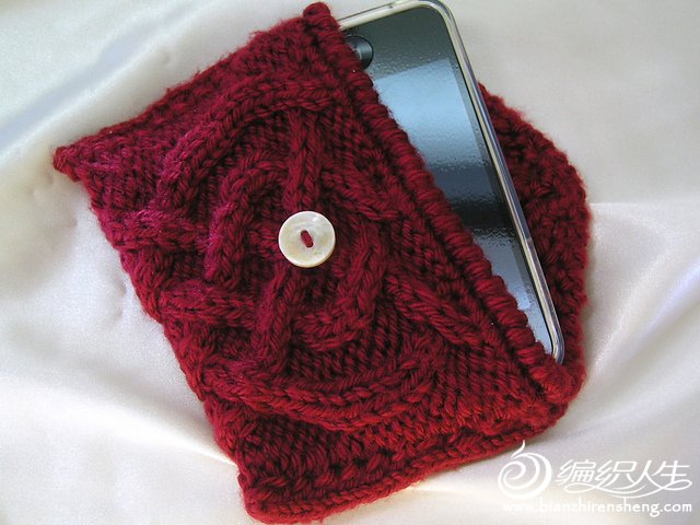 Smart Phone Cable Cozy.JPG