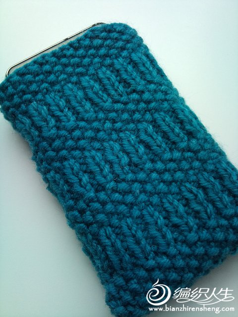 Mobile Phone Case蓝色.jpg