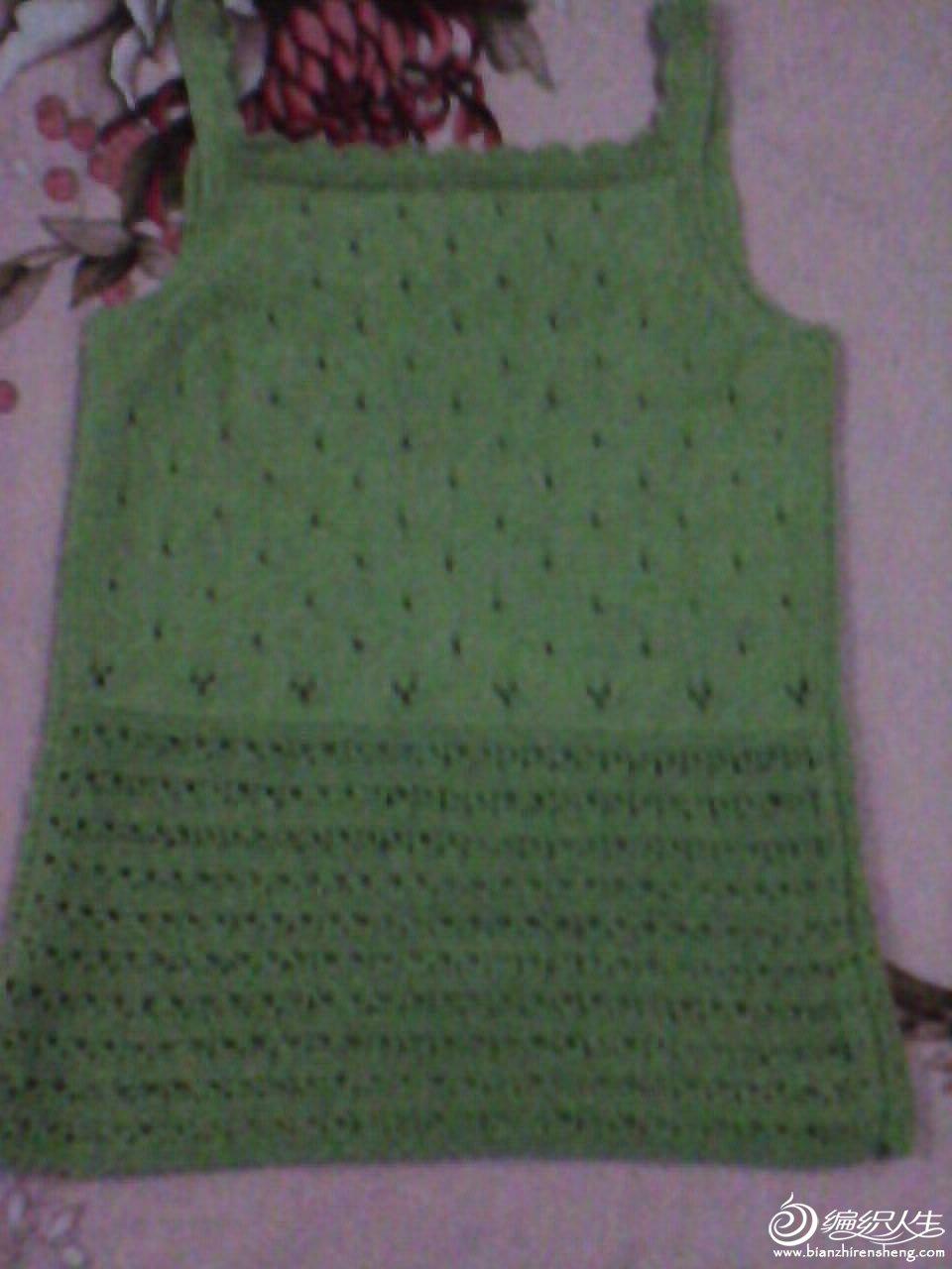 绿圆棉背心后.jpg