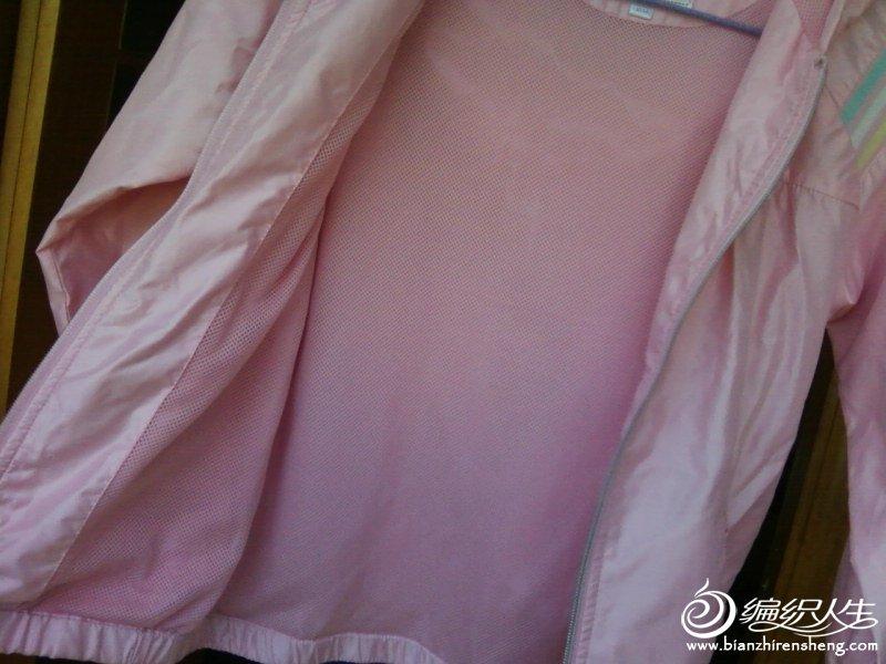 巴拉巴拉校园多彩外套130/64,原价179,六折买的,全新,洗过一次,吊牌还在的60元转吧!