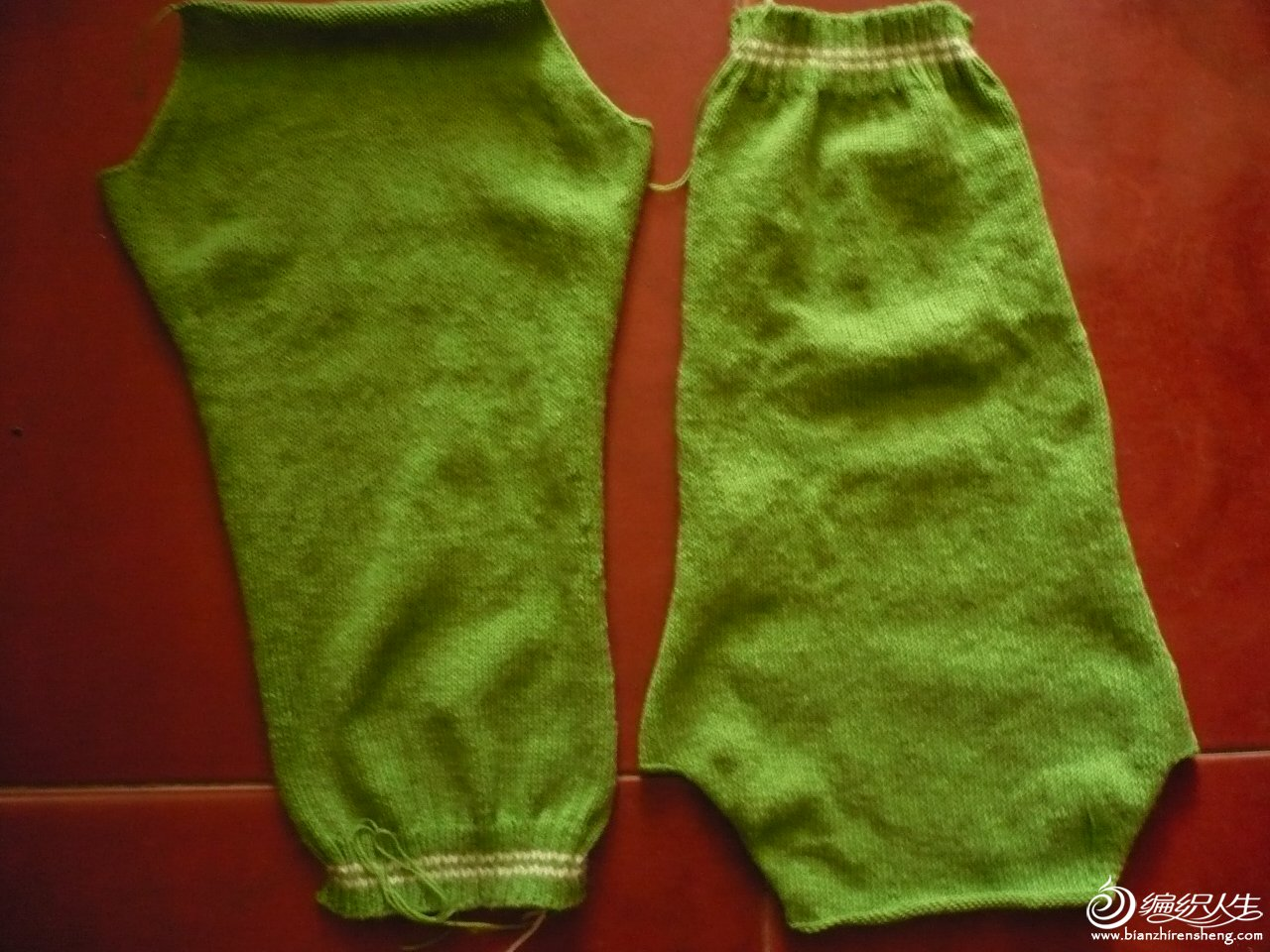 绿衣袖子.JPG