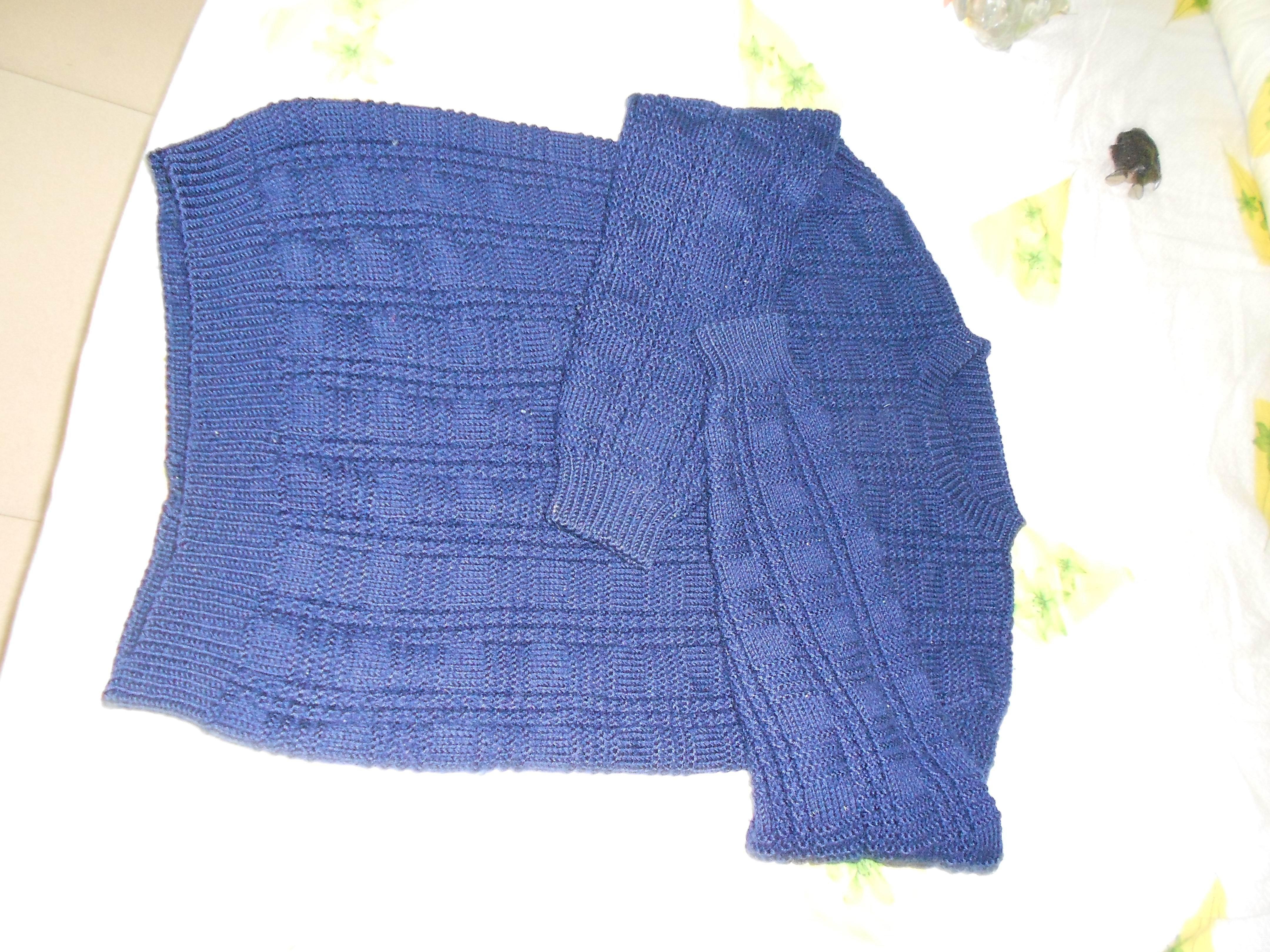 我老公的毛衣