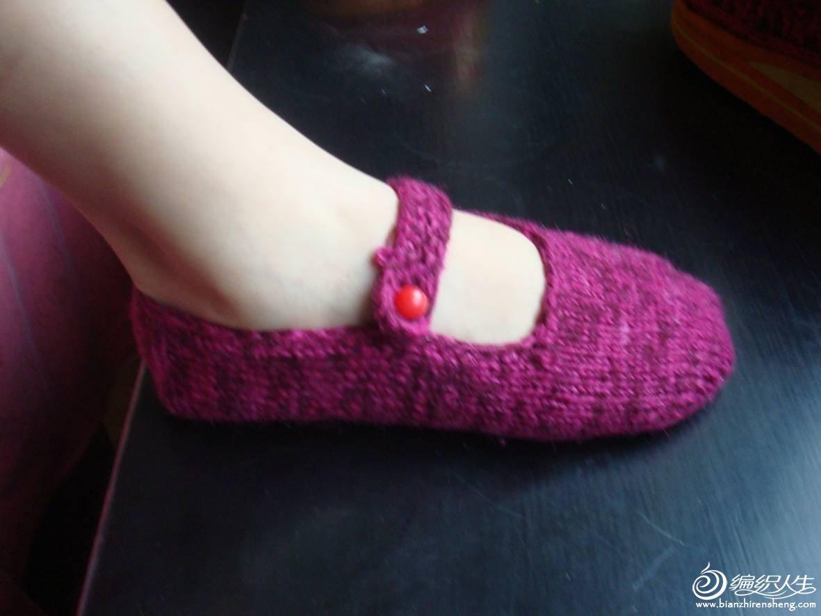 2010.3月 丁式编织鞋.JPG