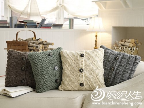 Double Seed Stitch Pillow.jpg