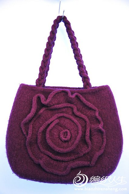Felted Rose Bag.jpg